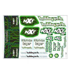 Planche stickers Spirit NXT EP