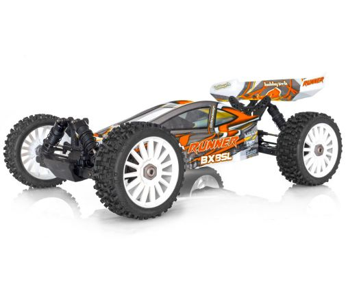 Hobbytech Buggy BX8 Runner Orange RTR