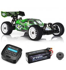 Pack Promo Spirit NXT Xtrem + Batterie 4s ( 6750 mAh ) + chargeur