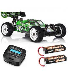 Pack Promo Spirit NXT Xtrem + Batterie 6s ( 3600 mAh ) + chargeur