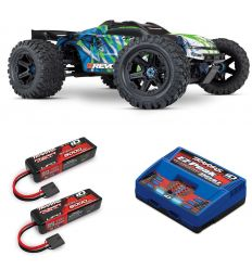 Pack E-Revo Chargeur 2 x 5000 mAh