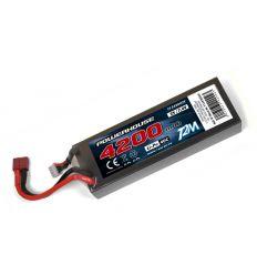 Batterie T2M 2s  7.4V 4200Mah