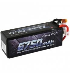 Batterie Gens Ace 4s 6750 mAh XT90