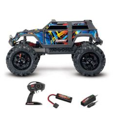 Traxxas Summit - 4x4 - 1/16 Brushed 2.4GHZ Rock n'Roll