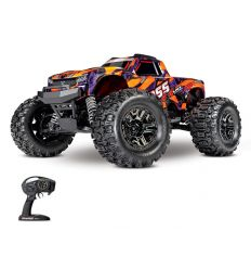 Traxxas HOSS - 4x4 - 1/10 VXL TQi 2.4GHZ TSM Orange