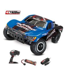 Traxxas Slash - 4x2 - OBA - 1/10 BRUSHED TQ 2.4GHZ - iD - BLANC
