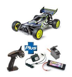 Kit Combo Plasma Edge II Gun Metal TT02B
