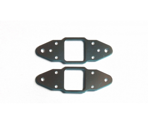 Pièce en métal pour support de pale V913