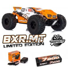 BXR.MT Limited Ed + Chargeur + Batterie 2s 7200 Grande Autonomie
