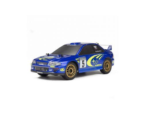 Carisma Micro GT24 Subaru WRC 1999 Brushless 4wd RTR 1/24