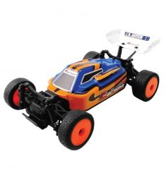 Carisma Buggy Bleu Micro GT24 Brushless 4wd RTR 1/24