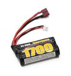 Batterie Li Ion 1500 mAh avec connecteur T-Dean