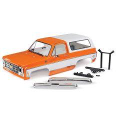 Carrosserie complète Chevrolet Blazer Orange Peinte et décorée ( TRX8130X )