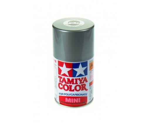 Peinture en bombe Tamiya de 100ml - PS12 Atgent