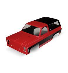 Carrosserie Chevrolet Blazer Rouge Peinte  ( TRX8130A )