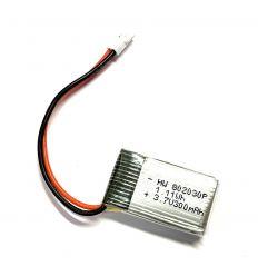 Batterie Lipo 1s 300 mAh pour Spark MX ( T5157/16 )