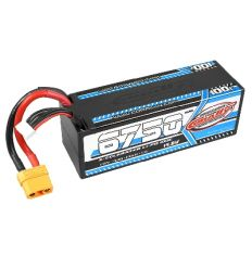 Batterie Team Corally 4s 6750 mAh 100C XT90