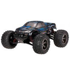 Monster Truck Challenger Bleu