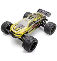 Monster Truck Racer Yellow