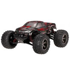 Monster Truck Challenger Rouge