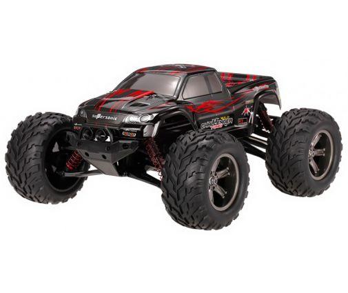 Monster Truck Challenger Rouge