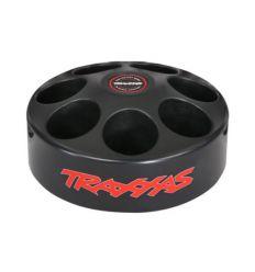 Présentoir carrousel rotatif pour huile ( TRX5038 )