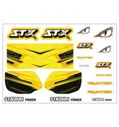 Planche stickers Funtek STX ( FTK-21045 )