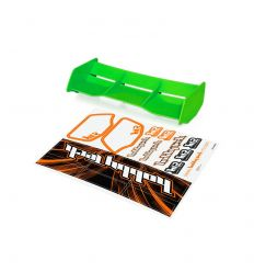Aileron buggy vert 1/8 Racing HTR + stickers
