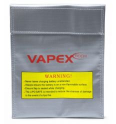 Sac de protection batterie lipo Vapex