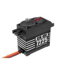 Servo de direction Team Corally 25 Kg High Voltage pignon Métal ( C-52022 )