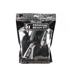 Set de 5 brosses de nettoyage Muc Off ( MCO206 )