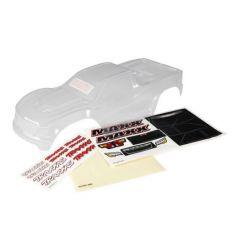 Carrosserie Maxx transparente + autocollant ( TRX8911 )