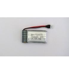 Batterie 3,7V 380Mah