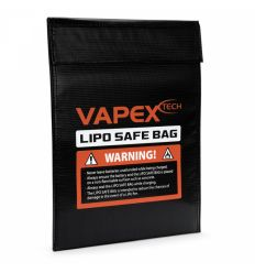 Grand Sac de protection batterie lipo Vapex ( 29.5cm x 23cm )