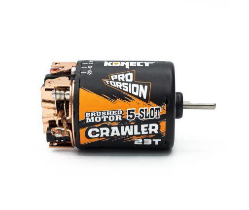 Moteur à charbon Crawler 5 slots 20T 1550Kv ( KN-5SLOT55020T )