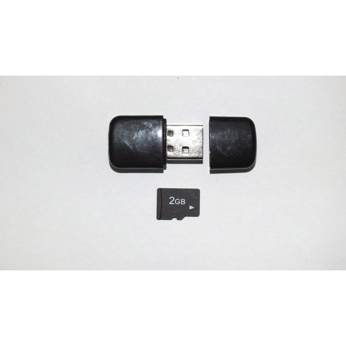 carte micro sd 2go adaptateur usb vosges mod lisme. Black Bedroom Furniture Sets. Home Design Ideas