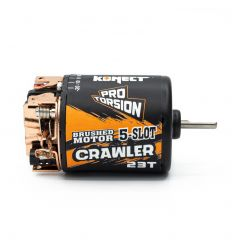Moteur à charbon Crawler Pro Torsion 5 slots 23T 1300Kv ( KN-54023TORSION )