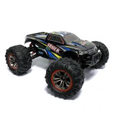 Monster Truck Sprint 1/10 - 4x4 - 2 vitesses