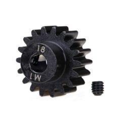 Pignon moteur 18 DTS Renforcé - 1.0 Metric Pitch - 5 mm ( TRX6491R )