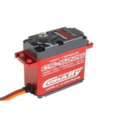 Servo Standard Team Corally - High Speed Servo - High Voltage - Titane ( CS-5226 )