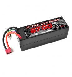 Batterie X-TRA Vosges Modélisme 4s 6700 mAh T-Dean