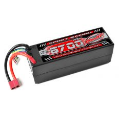 Batterie Team corally 4s 6700 mAh T-Dean