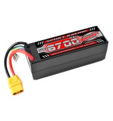 Batterie Team corally 4s 6700 mAh XT90