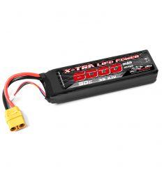 Batterie X-TRA Vosges Modélisme 3s 6000 mAh XT90