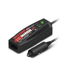 Chargeur DC NIMH 2A 7,2V prise alume cigare Traxxas ( TRX2974 )