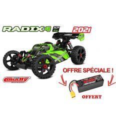 Team Corally Radix4 XP Brushless 4s 2021 1/8