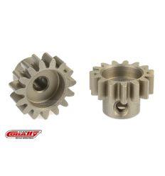 Team Corally - Pignon moteur 32 DP - Court - Acier trempé - 15 Dents - Axe moteur 3.17mm ( C-71515 )