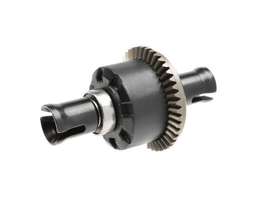 Team Corally - Diff Assembly - Front / Rear - 43T Bevel Gear - Xpert Build - 20K Oil Filled - 1 Set ( C-00180-687 )