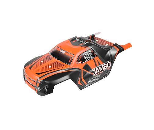 Team Corally - Polycarbonate Body - Jambo XP 6S - Painted - Cut - 1 pc ( C-00180-687 )