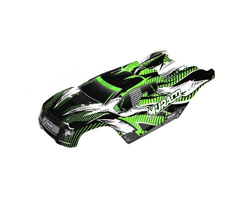 Team Corally - Polycarbonate Body - Muraco XP 6S - Painted - Cut - 1 pc ( C-00180-705 )